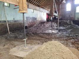 funderingherstel boerderij kockengen 110